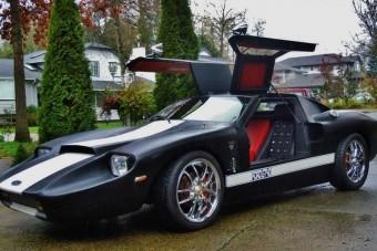 Ha túl drága a Ford GT, akkor itt a te autód!