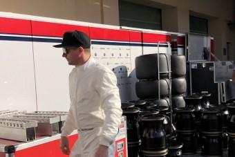F1: Ez pörgeti Räikkönent 2019-re