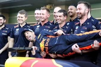 F1: Távozik a Red Bulltól Vettel mumusa