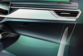 Ilyen lesz az új Škoda műszerfala