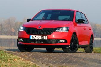 Jól nézd meg, ilyen Škoda Fabiát sem látsz sokat