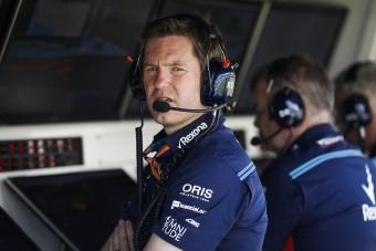 F1: Távozik a Williams-főnök