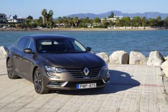 4000 kilométer a Renault Talismannal