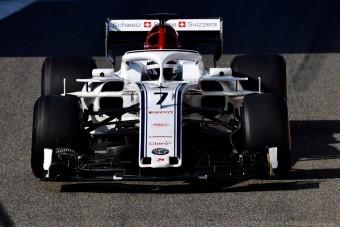 F1: Formabontó autót kap Räikkönen