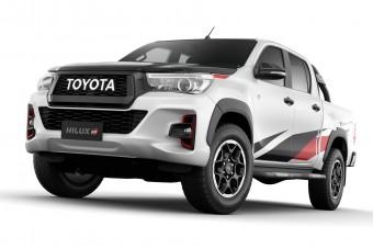 Teherautóból épített sportautót a Toyota