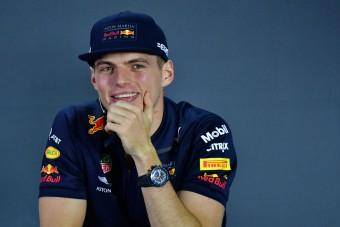 F1: Verstappen nem bánta meg a lökdösődést