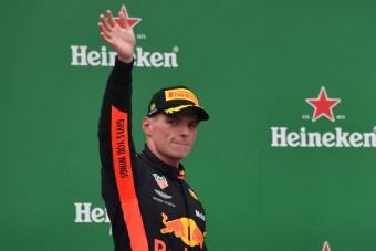 F1: Állítsa le az FIA az erőszakos Verstappent!