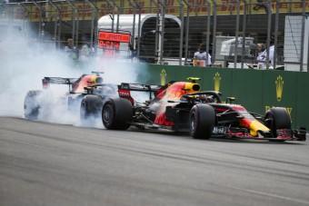F1: Verstappen lett a bakui bűnös