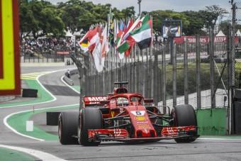 F1: Nem változtatnak szabályt Vettel miatt