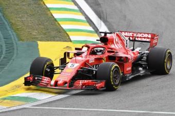 F1: Ezért volt gyenge Vettel