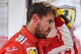 Vettel: A Ferrari túl messze volt idén a sikertől