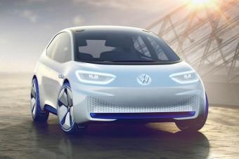 2023-ban elkészül az egymilliomodik elektromos VW