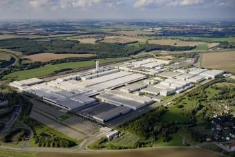 Átalakul az egykori Trabant-gyár