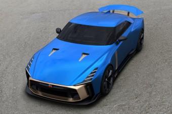 320 milliós csodaautót épít a Nissan