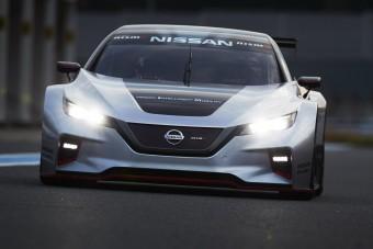 326 lóerős a Nissan legújabb villanyautója