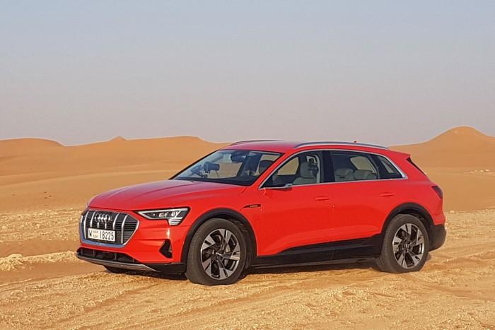 Audi, ami megtörheti a Tesla sikerét