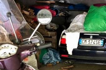 Valaki elhagyta a BMW-jét a hétvégi házában