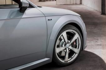 Ezzel ünneplik a 20 éves Audi TT-t