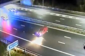 Forgalommal szemben hajtott a részeg sofőr