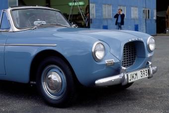 Hihetetlen, de ilyen sportkocsit is gyártott a Volvo