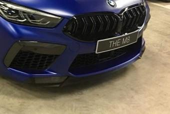 Lebukott a legbitangabb BMW, az M8 Competition