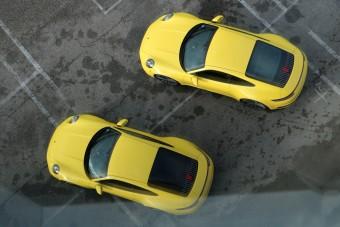 Érzi az esőt, tudja a benzinárakat az új 911-es Porsche