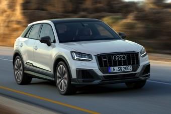 Már városi sport-terepjárót is kínál az Audi