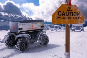 Veszélyes helyekre küldi robotautóját a Honda