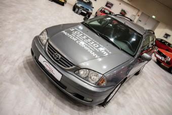 1 millió kilométert futott ez a dízel Toyota Avensis