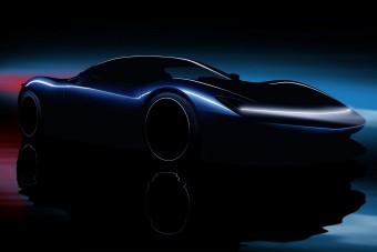 Már készül minden idők legerősebb olasz hipersportkocsija