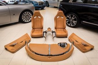 Itt van pár Bugatti alkatrész, aminek árán lakást kapsz