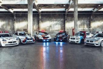 20 éve mennek a leggyorsabb motorok előtt ezek az M-es BMW-k