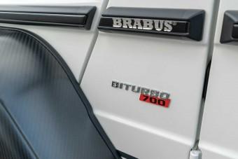 700 lóerős terepjáró szörnyeteget alkotott a Brabus