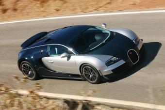Ennyire drágák az alkatrészek egy Bugatti Veyronhoz