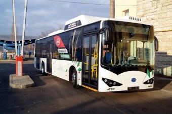 Újabb magyar városok vesznek villanybuszokat