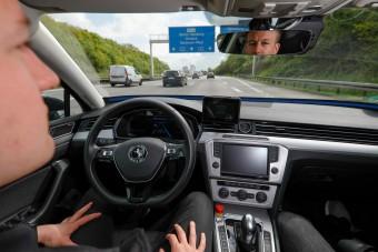 Magasról tojnak a magyarok az önvezető autókra