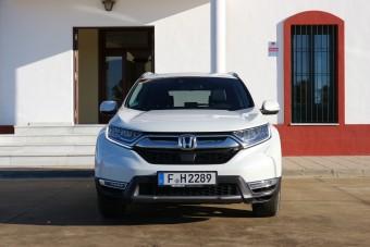 Elektromos Honda, amit benzin hajt