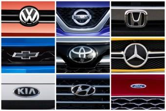 Ezek most a legkelendőbb autómárkák a világon