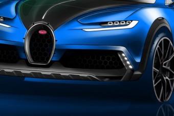 Terepjárót tervez a Bugatti?
