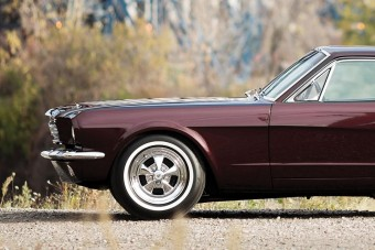 Megmentették a zúzdától a Mustangot, ami ma rengeteget ér