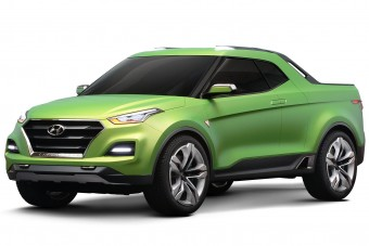 Hamarosan érkezhet a Hyundai pickup