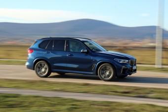 Teszten a BMW új csapásmérője
