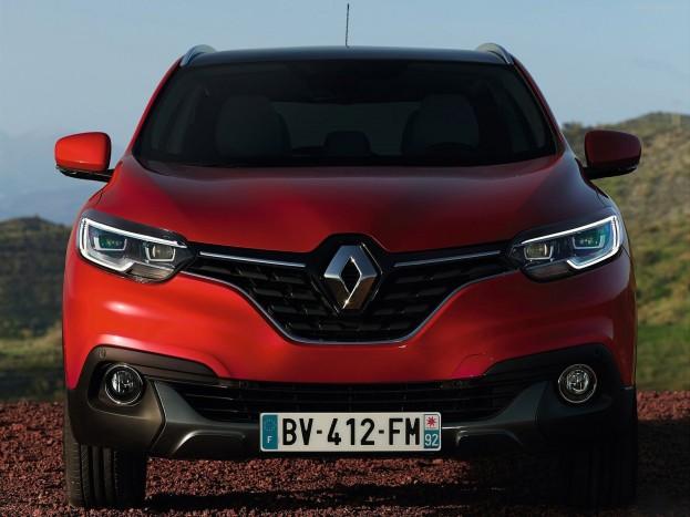 Szabadidő-autó, akár terepre is – Renault Kadjar 2019 5