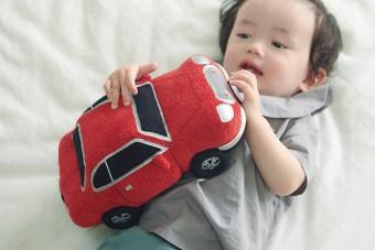 50 milliós sportkocsiban jobban alszik a baba