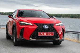 Elektromos crossovert épít a Lexus
