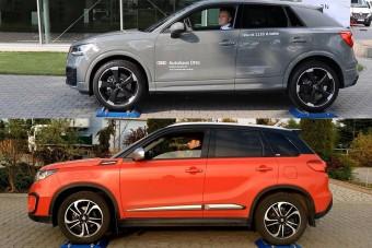 Egy Suzukival tényleg nagyobb esélyünk van kijönni a hóból, mint egy Audi quattróval?