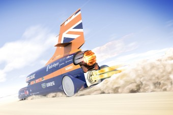 Zátonyra futott a sebességi világcsúcskísérlet