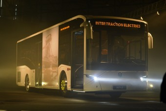Mercedes-Benz csillag van a legújabb magyar autóbuszon