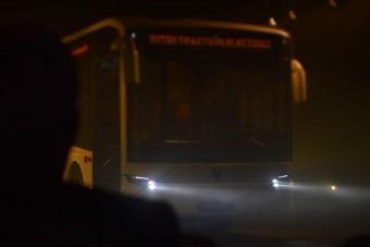 Bármikor szembe jöhet veled ez az új magyar busz