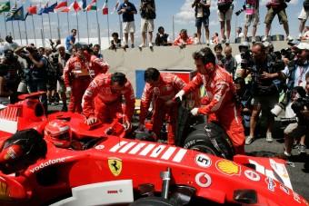 Top 5: Schumacher legjobb Forma-1-es versenyei